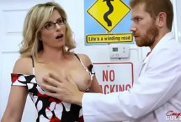 Cory Chase in dolled stepMom