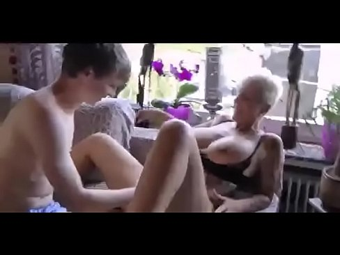 Mom Loves To Fuck With Young Boy
