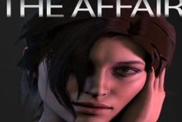Lara Croft Affair – TOMB RAIDER