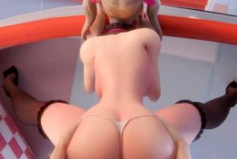 D.va Pounded Hard – Rule 34 Video